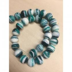 Handgemachte Murano Glas Perlen, Aquam..