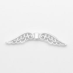 Flügel, 51x14x4 mm, Bohrung: 2 mm