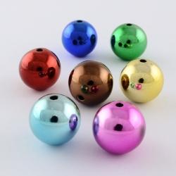 5 stk Acryl-Perlen zufällig Gemischte ..