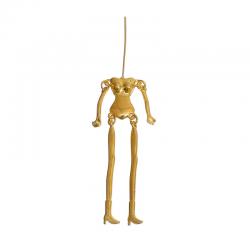 Püppi vergoldet 11.2cm x 1.8cm
