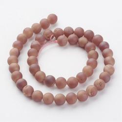Galvani natürliche Achat Perlen, gefär..