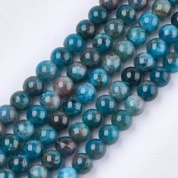 Strang natürliche Apatit Perlen, Klass..
