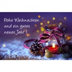 Engelkärtchen Weihnachten ( ca Visiten..
