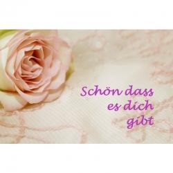 Engelkärtchen schön das es dich gibt( ..