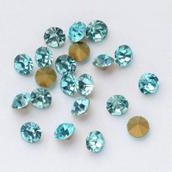 50 stk Glas Strasssteine, Diamantform,..
