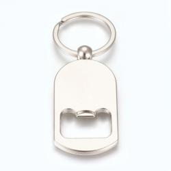 Schlüsselanhänger mit Cabochonfach und..