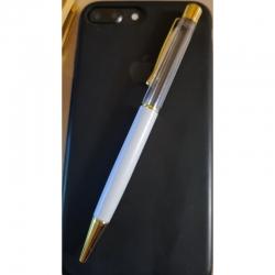 Kugelschreiber zum selber dekorieren.