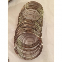 20 Windungen Memory Wire 55mm dm