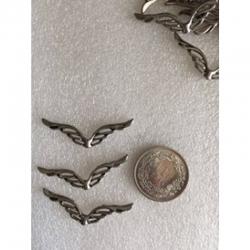 Flügel modern gross,