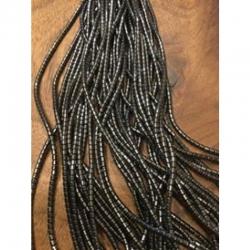nicht magnetische Hematit Perlen 2x2mm..