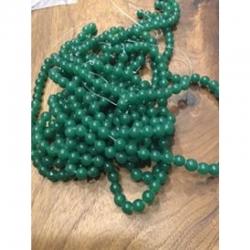 Grüner Onyx gefärbt 8mm bohrung 1mm