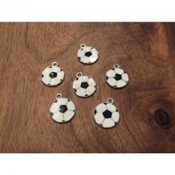 Fussball mit Emaille legierung, 22x18...