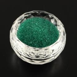50 gr Kaviar Perlen seagreen