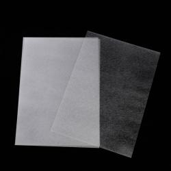 Schrumpffolie Rechteckig transparent matt, 29x20cm, 3 Stk pro Packung