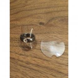 Präsentationshilfe Ring durchsichtig 29x0.8mm